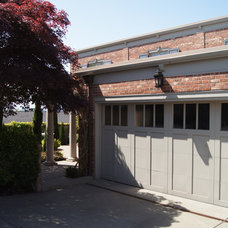 Traditional Exterior by David Olson Architect