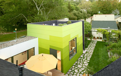 7 Unusual Exterior Paint Colour Combinations for Homes