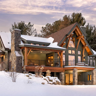 Award-winning Energy Efficient Timberframe