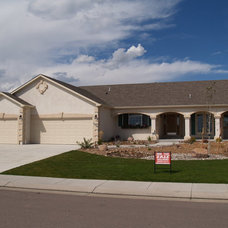 Traditional Exterior by Meridian Ranch