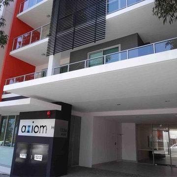 Axiom- Apartment Block