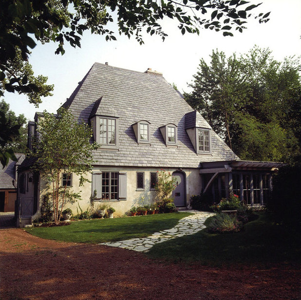 Roots of style french eclectic design continues to charm French country architecture residential