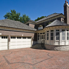 Traditional Exterior by Rolling Landscapes Inc.