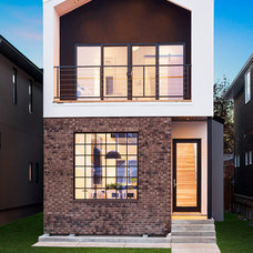 Contemporary Exterior by Beyond Homes