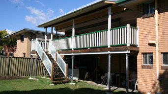 Back Deck extension