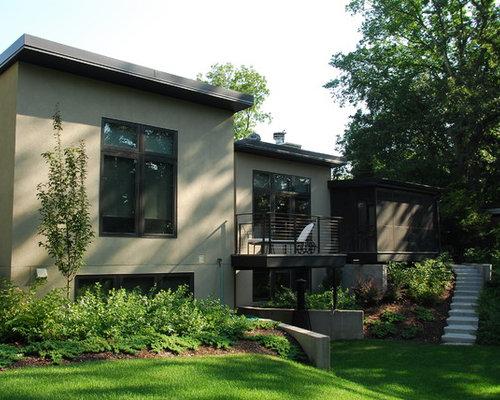 Refacing Stucco Exterior Design Ideas Remodels Photos