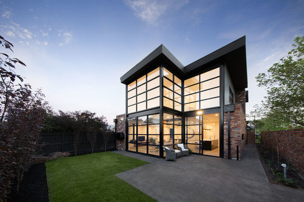 Contemporary Exterior by Ardent Architects