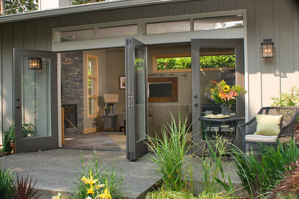 Asian Exterior by C&R Remodeling