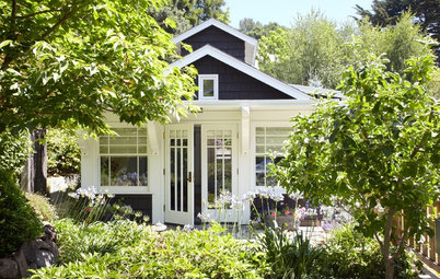 12 Garden Sheds and Cottages We Love Now