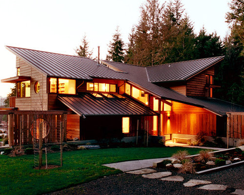 pacific northwest style home design ideas pictures