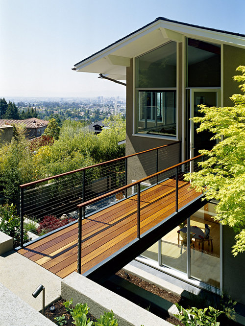 Cedar Railing Home Design Ideas Pictures Remodel And Decor