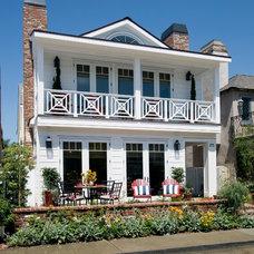 Traditional Exterior by Kittrell & Associates Interior Design