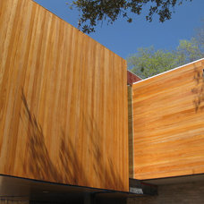 Modern Exterior by Delta Lumber & Millworks