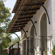 Traditional Exterior by Furman + Keil Architects