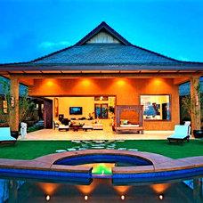 Contemporary Exterior by Studio ~M~ Interior Design & Architecture