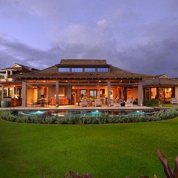 Bali Pavilions on Kauai