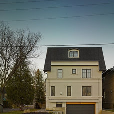 Transitional Exterior by Capoferro Design Build Group