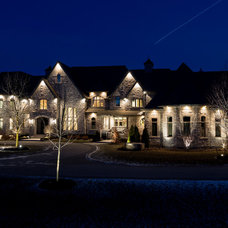 Traditional Exterior by Fourteen Estates
