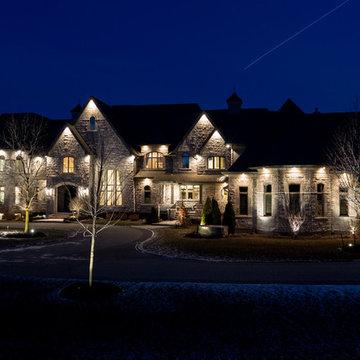 Barclay Fieldstone Estates, Grand Villa