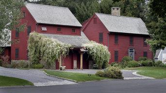 Barn-Inspired Renovation - Waccabuc, NY