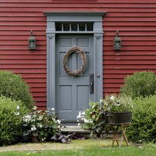 Traditional Exterior by Michael Piccirillo Architecture PLLC