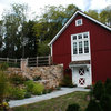 Houzz Tour: Farmhouse Meets Industrial in a Restored New Jersey Barn