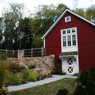 Barn Restoration in Harding Township, New Jersey
