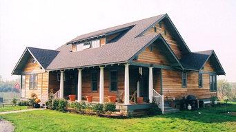 Barnesville Craftsman Custom Home
