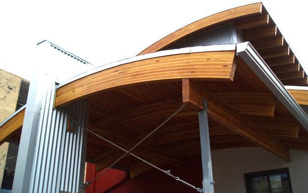 Do It Yourself Home Design: Glulam