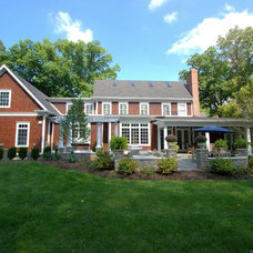 Traditional Exterior by Michaelson Homes LLC