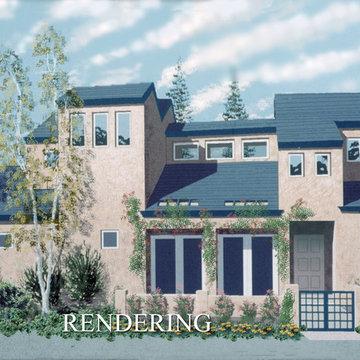Barry residence