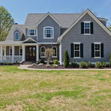 Traditional Exterior by PAUL VARNEY CONSTRUCTION, LLC