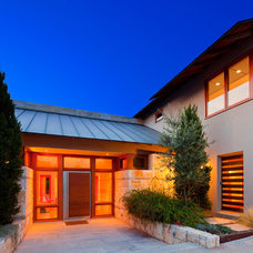 Contemporary Exterior by Fine Focus Photography