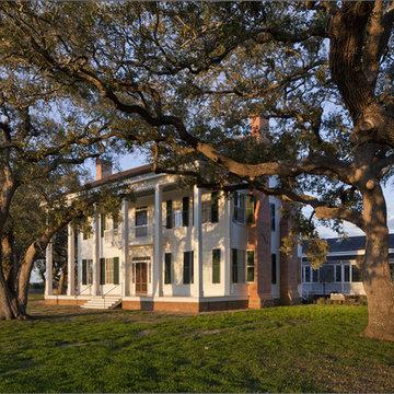 Bastrop County Plantation House