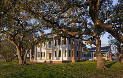 Outfit a Southern Plantation-Style Home — Paint to Porch Furnishings