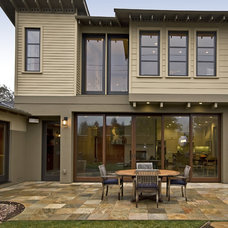 Contemporary Exterior by JCA ARCHITECTS