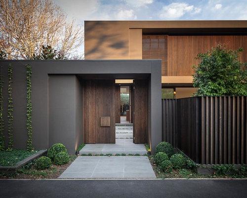 Best Scandinavian Exterior Home Design Ideas & Remodel