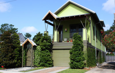 My Houzz: Newly Sustainable in New Orleans