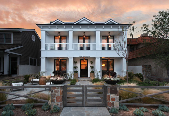 Traditional Exterior by Patterson Custom Homes