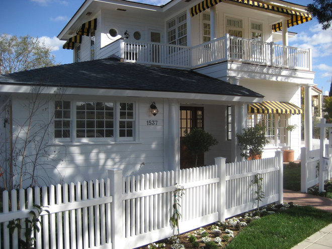 Traditional Exterior by Flagg Coastal Homes