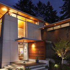 Contemporary Exterior BC & J Architecture