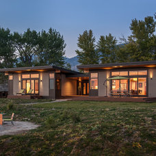 Modern Exterior by Method Homes