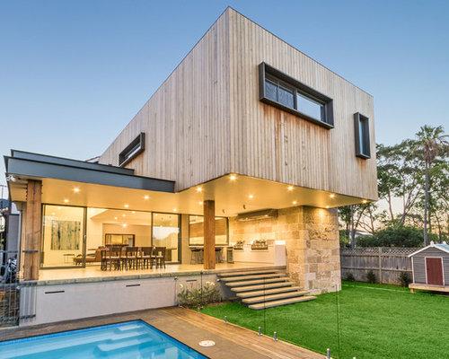 75 Contemporary Exterior Design Ideas - Stylish Contemporary ...