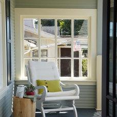 Beach Style Exterior by Nancy Van Natta Associates