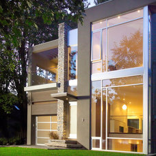 Modern Exterior by z axis design