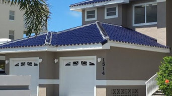 Beach Home w/ Ceramic Tile Roof