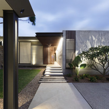 Beach House at Avoca Beach by Architecture Saville Isaacs