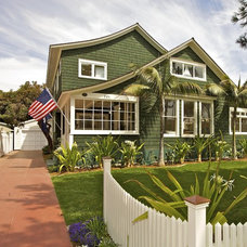 Beach Style Exterior by Flagg Coastal Homes