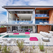 Modern Exterior by West Chin Architects & Interior Designers