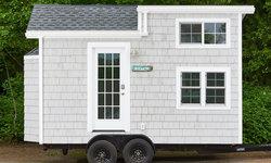 Beach Tiny House - Exterior